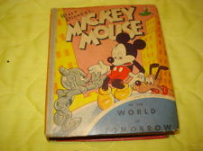 Mickey mouse in the world of tomorrow