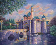 JayneSeymour Oil Disney