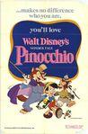 Pinocchio 1978 Re-Release Poster