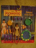 Pocahontas Nakoma Figure