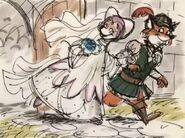 Robin Hood Wedding Concept Art (2)