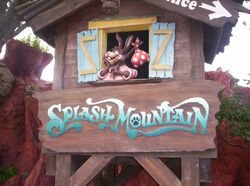 Splash Mountain Mk