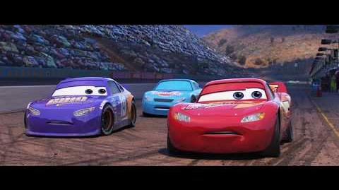 CARS 3 Meet Jackson Storm Official Disney UK