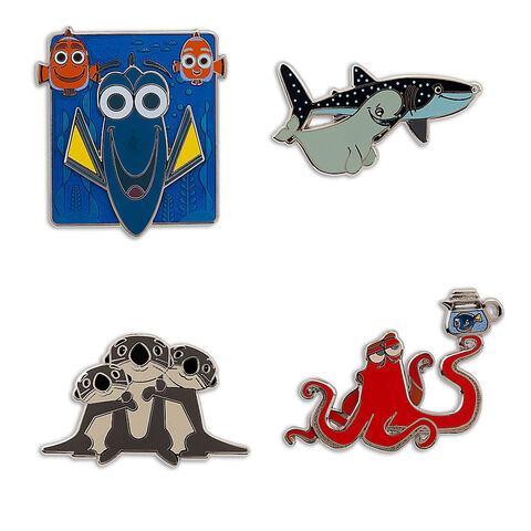 File:Finding Dory Limited Edition Pin Set.jpg