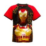 Iron Man T-Shirt For Kids
