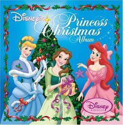 Disneys princess christmas album