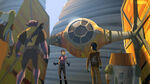 Fire Across the Galaxy Concept Art 03