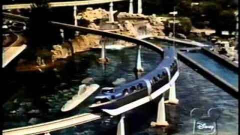 The Magic of Disneyland Filmed in 1968