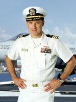Tiger Cruise Commodore Dolan 1