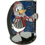 Tron red guard donald pin