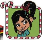 Wreck-It Ralph - Mystery Set - Vanellope von Schweetz ONLY
