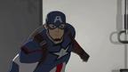 Captain America AUR 12