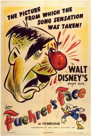 File:Der Fuhrer's Face Poster.jpg
