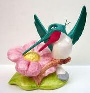 Flit Flower Figurine
