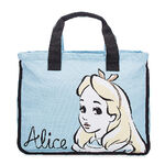Alice Large Canvas Tote Bag