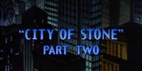 City of Stone