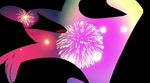 Night-Firework Explosion