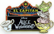 DSF - El Capitan Marquee - Alice in Wonderland