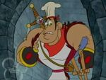 Dave the Barbarian 1x18 Bad Food 163967