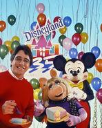 Disneyland 35 Tony Danza poster