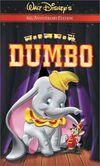 Dumbo 60th anniversary edition vhs