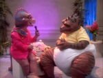 Adult baby sinclair