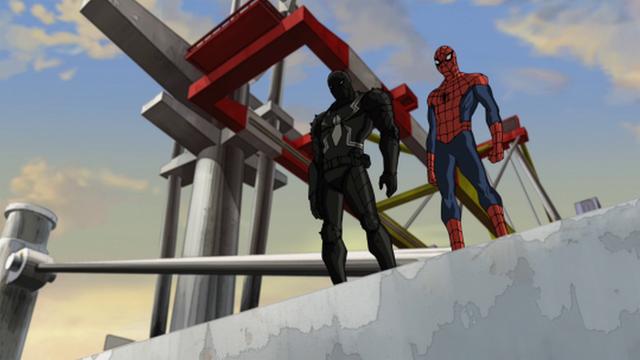 File:Agent Venom and Spider-Man USM 01.png