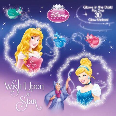 File:Disney Princess Wish Upon a Star Book.jpg