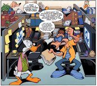 Megavolt comic