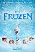 New poster frozen
