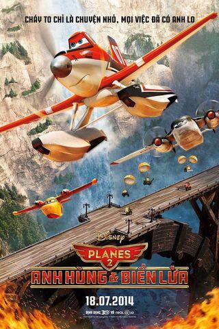 File:Planes Fire & Rescue poster.jpg