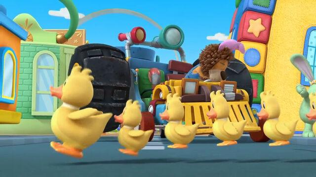 File:Group of toy ducks.jpg