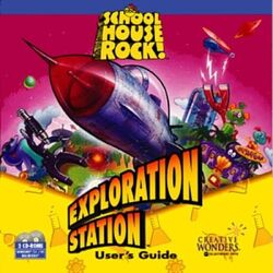Schoolhouse rock exploration station cd rom