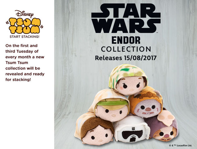 File:Star Wars Endor Collection Tsum Tsum Tuesday.jpg