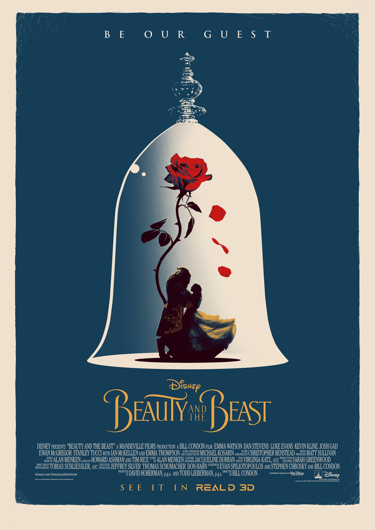 image beauty and the beast 2017 film promotional