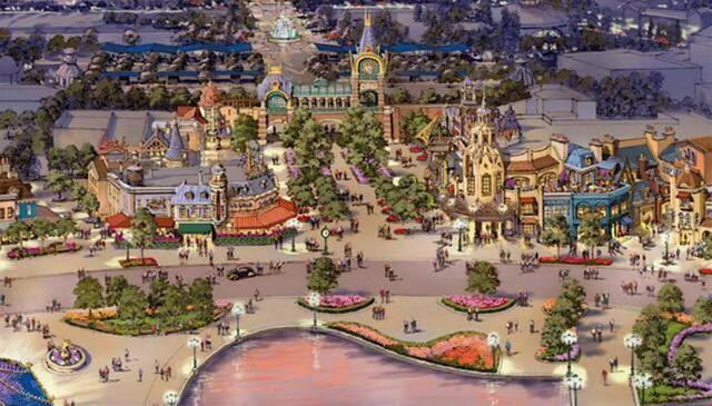 File:Mickey avenue shanghai disneyland.jpg