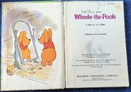 Pooh Exercise Book