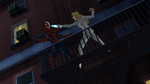 Spider-Man and Dagger USWW