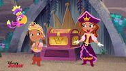 WingerIzzy&Pirate princess-Princess Power