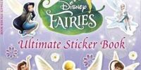 Disney Fairies: Ultimate Sticker Book