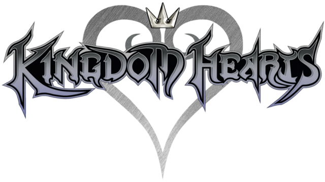 File:Kingdom Hearts utilized logo.png