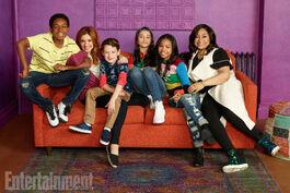 Raven's Home - Cast