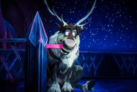 Sven Frozen Ever After