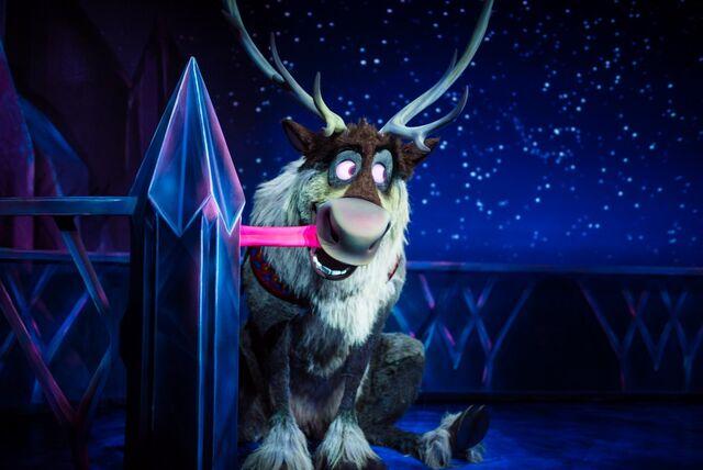 File:Sven Frozen Ever After.jpg