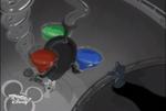 Mickey and The Color Caper - Blot's Machine