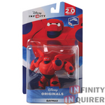 Disney Infinity Baymax package