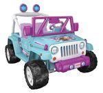Frozen Go Kart 1
