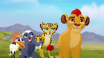 Kion and friends