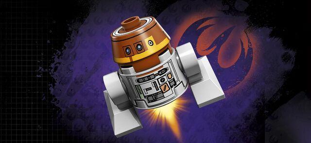 File:Lego Chopper.jpg