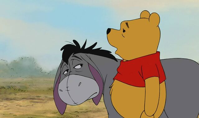 File:Winnie the Pooh Ever have one of those days where you just can't win Eeyore?.jpg